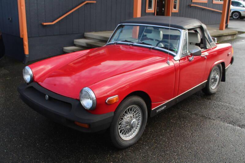 1979 MG Midget for sale at Sabeti Motors in Tacoma WA