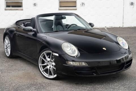2006 Porsche 911 for sale at Vantage Auto Group - Vantage Auto Wholesale in Moonachie NJ
