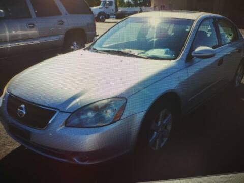 2004 Nissan Altima for sale at Brick City Affordable Cars in Newark NJ