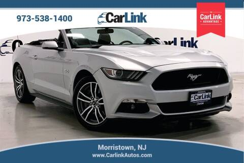 2017 Ford Mustang for sale at CarLink in Morristown NJ