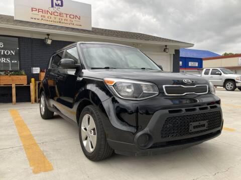 2016 Kia Soul for sale at Princeton Motors in Princeton TX