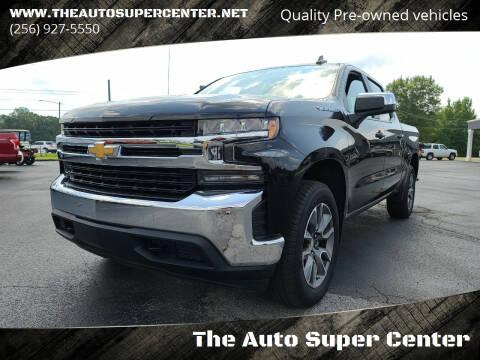 2020 Chevrolet Silverado 1500 for sale at The Auto Super Center in Centre AL