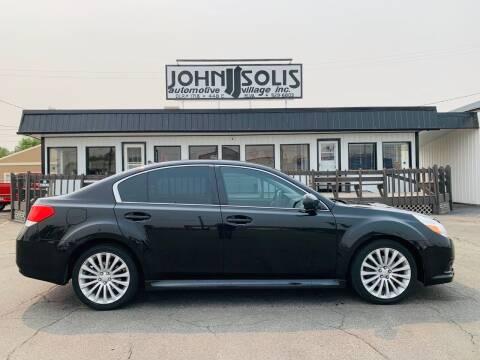 2011 Subaru Legacy for sale at John Solis Automotive Village in Idaho Falls ID
