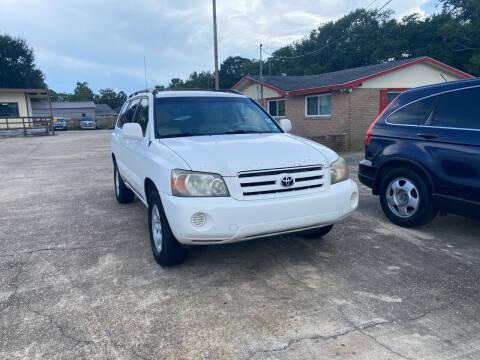 2006 Toyota Highlander for sale at Port City Auto Sales in Baton Rouge LA