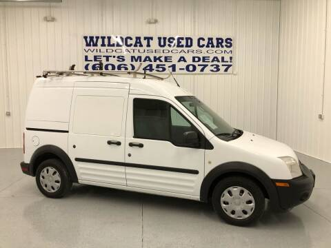 2012 Ford Transit Connect for sale at Wildcat Used Cars in Somerset KY