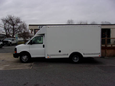 2015 Chevrolet Express Cutaway for sale at Swanny's Auto Sales in Newton NC