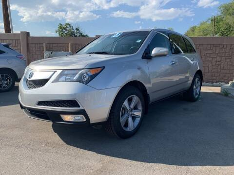 2013 Acura MDX for sale at Berge Auto in Orem UT