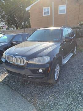 2007 BMW X5 for sale at MAGIC AUTO SALES in Little Ferry NJ