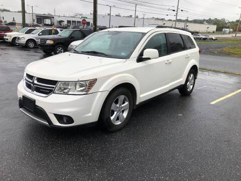 2012 Dodge Journey for sale at Boris Auto Sales & Repairs in Harrisonburg VA