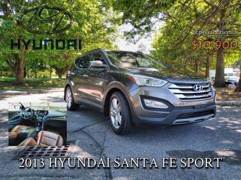 2013 Hyundai Santa Fe Sport for sale at Choice Motor Group in Lawrence MA