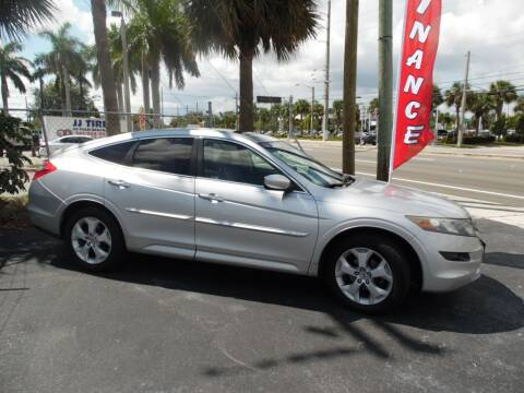 2011 Honda Accord Crosstour for sale at Boca Leasing Center Inc. in West Palm Beach FL