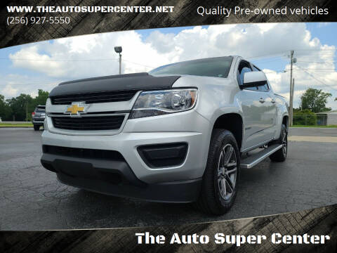 2019 Chevrolet Colorado for sale at The Auto Super Center in Centre AL
