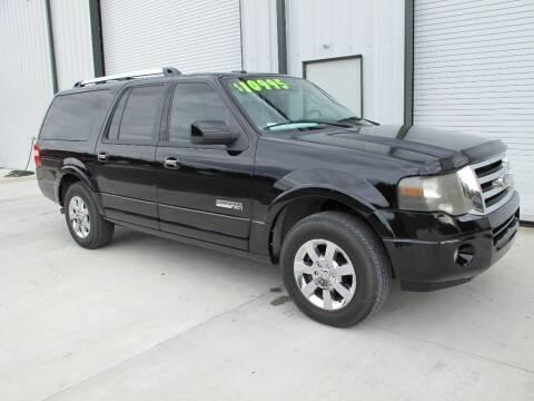 2008 Ford Expedition EL for sale at Deaux Enterprises, LLC. in Saint Martinville LA