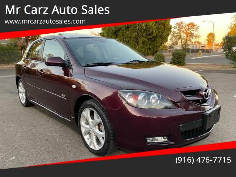 2008 Mazda MAZDA3 for sale at Mr Carz Auto Sales in Sacramento CA