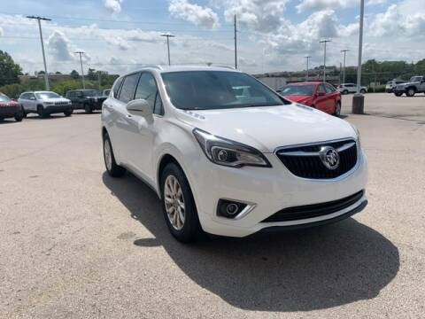 2019 Buick Envision for sale at Mann Chrysler Dodge Jeep of Richmond in Richmond KY