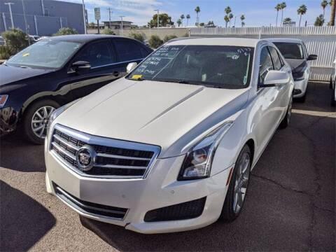 2013 Cadillac ATS for sale at Camelback Volkswagen Subaru in Phoenix AZ