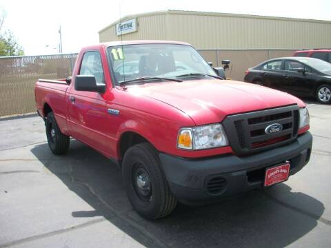 2011 Ford Ranger for sale at Lloyds Auto Sales & SVC in Sanford ME
