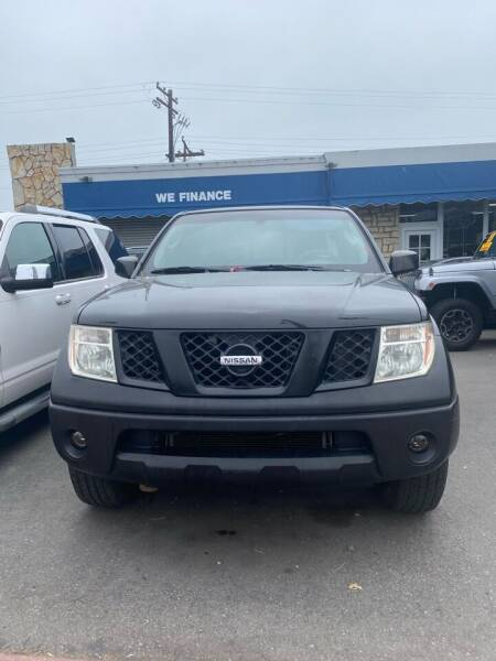 2008 Nissan Frontier for sale in San Clemente, CA