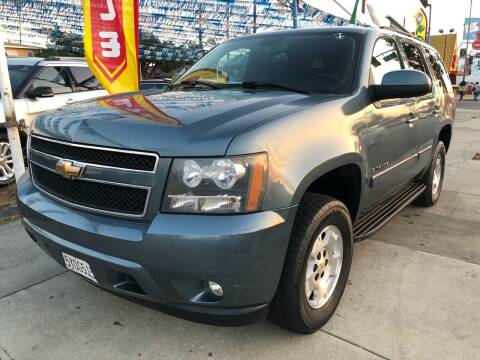 2008 Chevrolet Tahoe for sale at Plaza Auto Sales in Los Angeles CA