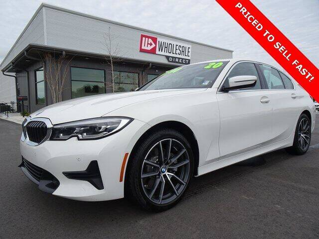 2020 BMW 3 Series for sale at Wholesale Direct in Wilmington NC