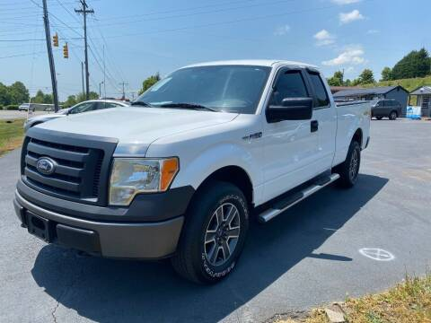 2010 Ford F-150 for sale at Elite Auto Brokers in Lenoir NC