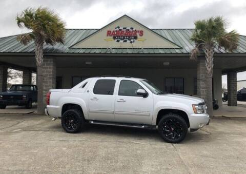 2013 Chevrolet Avalanche for sale at Rabeaux's Auto Sales in Lafayette LA