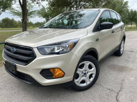2018 Ford Escape for sale at Prestige Motor Cars in Houston TX