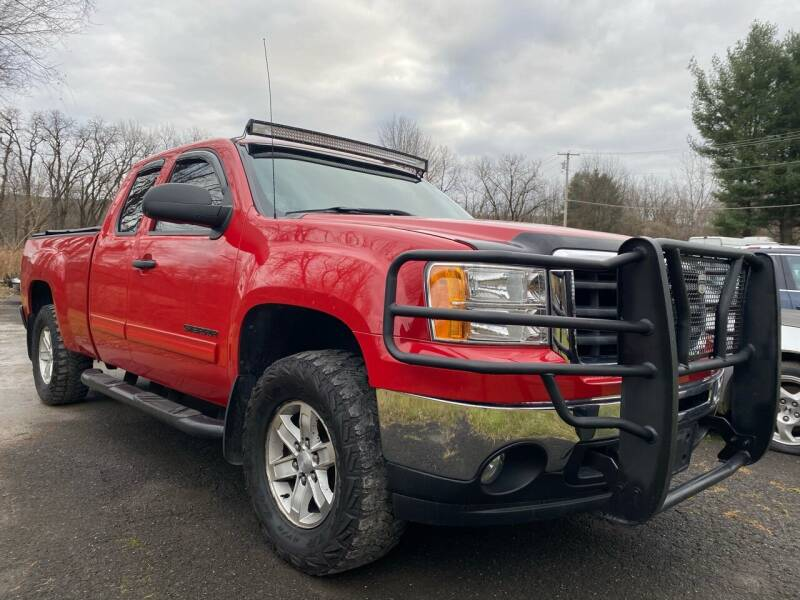 2011 GMC Sierra 1500 for sale at D & M Auto Sales & Repairs INC in Kerhonkson NY