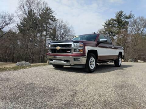 2015 Chevrolet Silverado 1500 for sale at Rombaugh's Auto Sales in Battle Creek MI
