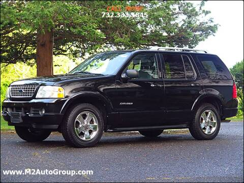 2004 Ford Explorer for sale at M2 Auto Group Llc. EAST BRUNSWICK in East Brunswick NJ