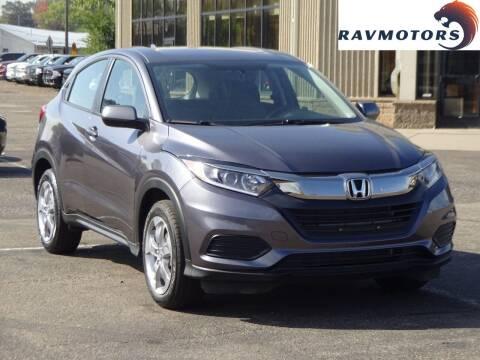2020 Honda HR-V for sale at RAVMOTORS 2 in Crystal MN