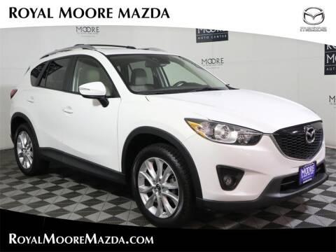 2015 Mazda CX-5 for sale at Royal Moore Custom Finance in Hillsboro OR