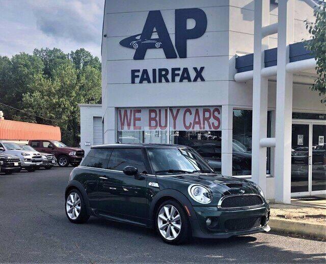 2013 MINI Hardtop for sale at AP Fairfax in Fairfax VA
