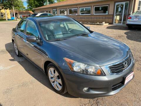 2008 Honda Accord for sale at Truck City Inc in Des Moines IA