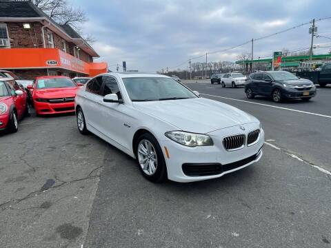 2014 BMW 5 Series for sale at Bloomingdale Auto Group - The Car House in Butler NJ