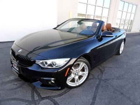 2016 BMW 4 Series for sale at PK MOTORS GROUP in Las Vegas NV