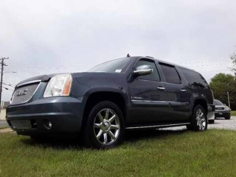 2007 GMC Yukon XL for sale at AC AUTOMOTIVE LLC in Hopkinsville KY