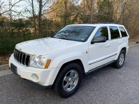 2005 Jeep Grand Cherokee for sale at Coastal Auto Sports in Chesapeake VA