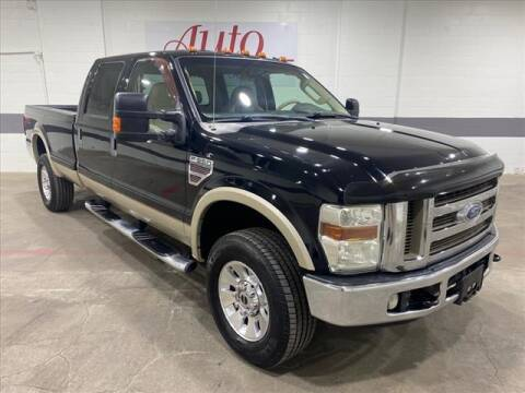 2008 Ford F-350 Super Duty for sale at Auto Sales & Service Wholesale in Indianapolis IN