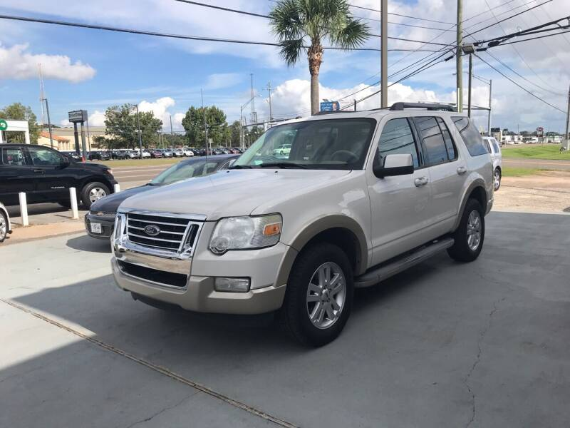 2009 Ford Explorer for sale at Advance Auto Wholesale in Pensacola FL