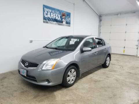 2011 Nissan Sentra for sale at McMinnville Auto Sales LLC in Mcminnville OR