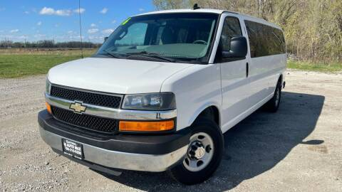 2016 Chevrolet Express Passenger for sale at ROUTE 6 AUTOMAX in Markham IL