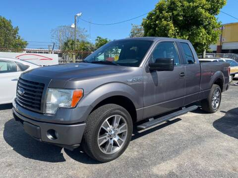 2014 Ford F-150 for sale at Maxicars Auto Sales in West Park FL