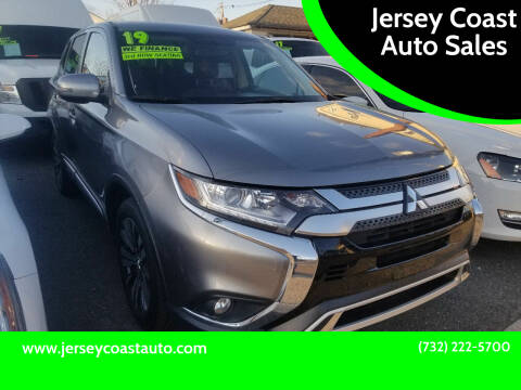 2019 Mitsubishi Outlander for sale at Jersey Coast Auto Sales in Long Branch NJ
