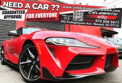 2020 Toyota GR Supra for sale at Celebrity Motors in Newark NJ