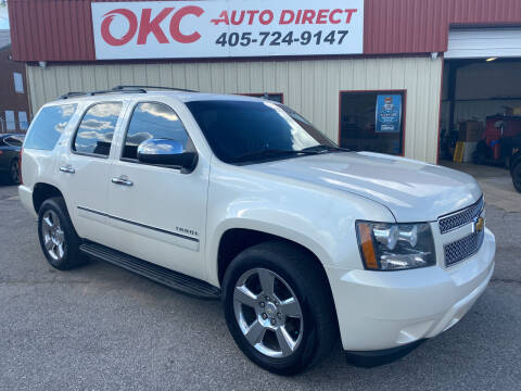 2013 Chevrolet Tahoe for sale at OKC Auto Direct, LLC in Oklahoma City OK
