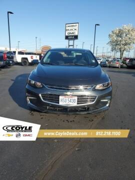 2017 Chevrolet Malibu for sale at COYLE GM - COYLE NISSAN in Clarksville IN