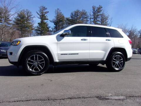 2017 Jeep Grand Cherokee for sale at Mark's Discount Truck & Auto Sales in Londonderry NH