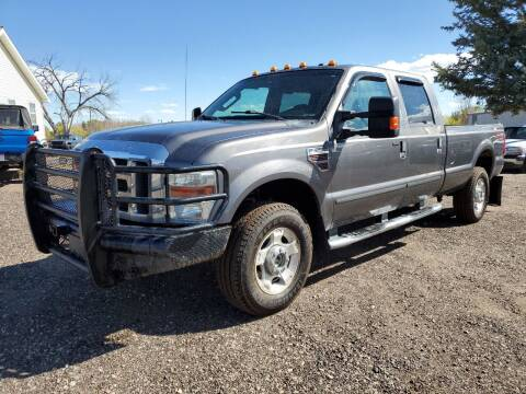 2010 Ford F-350 Super Duty for sale at Bennett's Auto Solutions in Cheyenne WY