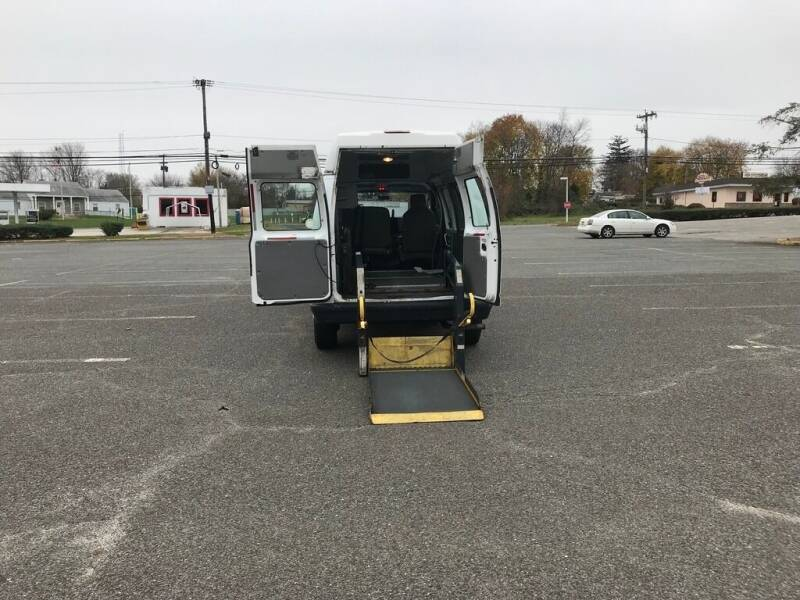 2009 Ford E-Series Cargo for sale at BT Mobility LLC in Wrightstown NJ